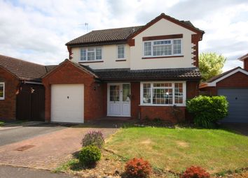 Thumbnail 4 bed detached house for sale in Badsey Fields Lane, Badsey