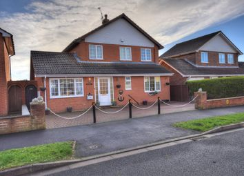 Thumbnail 4 bed detached house for sale in Mordacks Road, Bridlington
