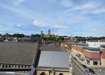 Thumbnail 2 bed flat to rent in Lincoln, Lincolnshire