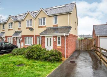 Thumbnail 3 bedroom end terrace house for sale in Ger Y Nant, Y Felinheli, Gwynedd