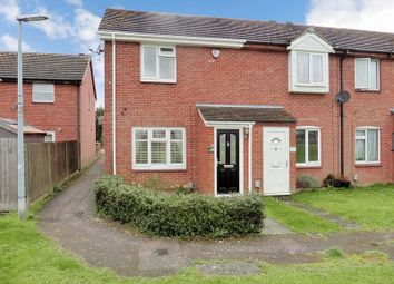 Thumbnail 3 bed end terrace house for sale in Bridgeman Drive, Houghton Regis, Dunstable