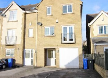 Thumbnail 4 bedroom terraced house for sale in Hilltop Green, Southey Green, Sheffield