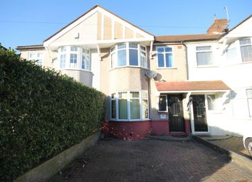 Thumbnail 3 bed terraced house to rent in Northumberland Avenue, Welling