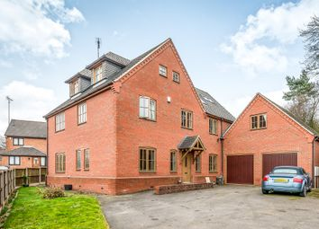 Thumbnail 5 bed detached house for sale in Balance Hill, Uttoxeter