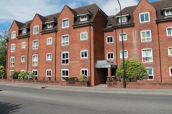 Thumbnail 1 bed property to rent in Regal Court, Warminster