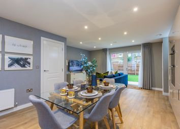 Thumbnail 4 bed town house for sale in Southampton Road, Camberwell, London