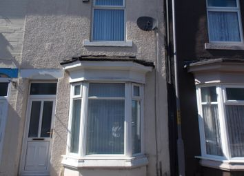 Thumbnail 2 bedroom terraced house to rent in Kindersley Street, Middlesbrough