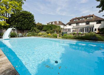 Thumbnail 7 bed detached house for sale in Roedean Crescent, Richmond Park, London