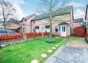 Thumbnail 2 bed end terrace house for sale in Bryn Amlwg, North Cornelly, Bridgend