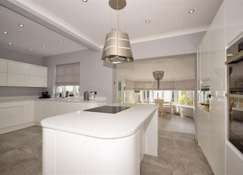 Thumbnail 3 bed semi-detached house for sale in Lodge Avenue, Romford, Essex