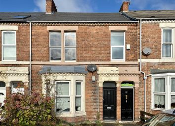 Thumbnail 3 bed flat for sale in Mowbray Street, Heaton, Newcastle Upon Tyne