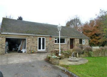 Thumbnail 3 bed detached bungalow for sale in Busker Lane, Scissett, Huddersfield, West Yorkshire