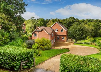 Thumbnail 5 bed detached house for sale in Swissland Hill, Dormans Park, East Grinstead
