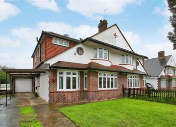 Braundton Avenue, Sidcup, Kent DA15. 5 bed semi-detached house for sale