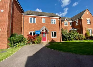 Thumbnail 4 bed detached house for sale in Perkins Close, Barrow Upon Soar, Upon 8Gn