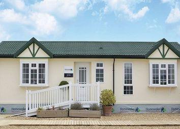 Thumbnail 2 bed mobile/park home for sale in Blackhouse Lane, North Boarhunt, Fareham