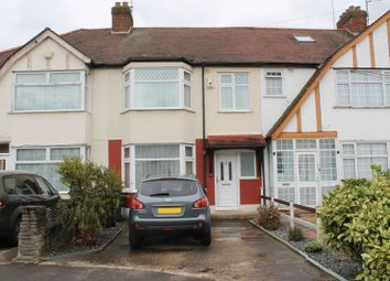 Thumbnail 3 bed terraced house for sale in Frederick Crescent, Enfield