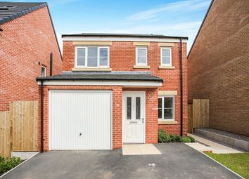 Thumbnail 3 bedroom detached house for sale in Raisbeck Close, Carlisle, Cumbria