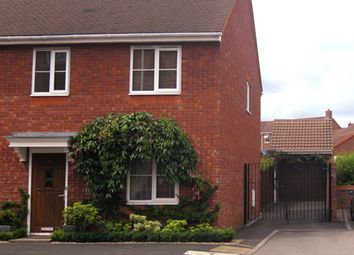 Thumbnail 3 bed semi-detached house to rent in Yarn Lane, Dickens Heath, Shirley, Solihull