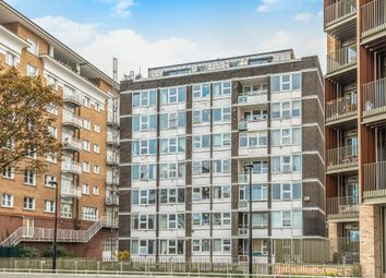 Custom House Reach, Odessa Street, London SE16. 2 bed flat for sale