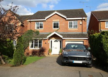 Thumbnail 4 bedroom detached house for sale in Wynches Farm Drive, St. Albans, Hertfordshire