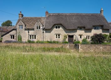 Thumbnail 5 bed cottage for sale in The Butts, Biddestone, Chippenham, Wiltshire