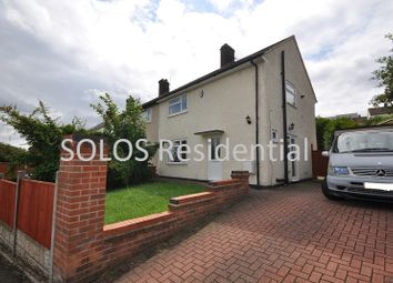 Thumbnail 3 bed semi-detached house to rent in Wollaton Avenue, Gedling, Nottingham