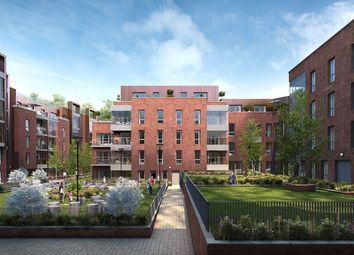Thumbnail 1 bed flat for sale in Fellows Square, Burnell Building, Cricklewood