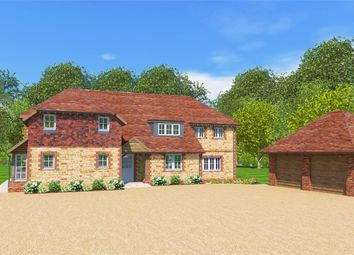 Thumbnail 4 bed detached house for sale in Church Road, Worth, West Sussex