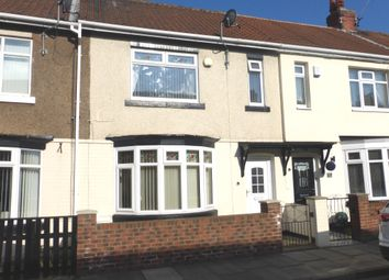 Thumbnail 2 bed terraced house for sale in Spring Garden Road, Hartlepool