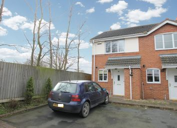 Thumbnail 2 bed end terrace house for sale in Cygnet Drive, Tamworth