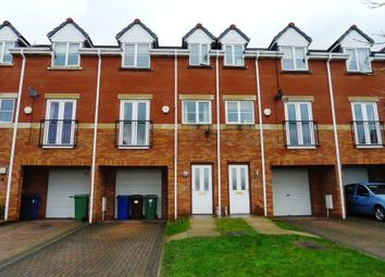 Thumbnail 4 bed town house to rent in Hayling Close, Bury