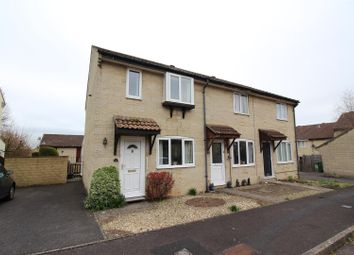 Thumbnail 3 bedroom end terrace house for sale in Darcy Close, Chippenham