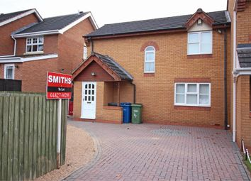 Thumbnail 3 bed semi-detached house to rent in Caister, Amington Fields, Tamworth, Staffordshire