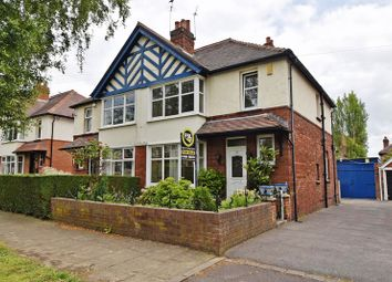 Thumbnail Semi-detached house for sale in Ashleigh Avenue, Wakefield