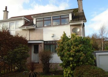 Thumbnail 3 bed semi-detached house to rent in Kirkdene Avenue, Newton Mearns, Glasgow