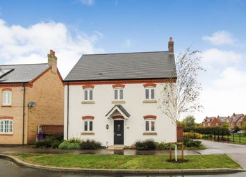 Thumbnail 3 bed detached house for sale in Greenkeepers Road, Great Denham, Bedford