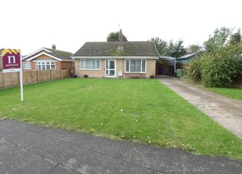 Thumbnail 3 bed bungalow to rent in Oakfield, Saxilby