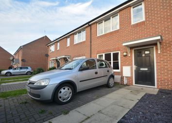Thumbnail 2 bedroom terraced house for sale in Frederick Drive, Peterborough