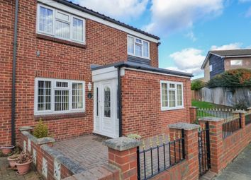 Thumbnail 3 bed end terrace house for sale in Dowding Walk, Northfleet, Gravesend