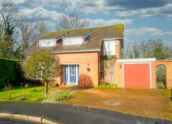 4 bed detached house for sale in Virginia Way, St. Ives, Huntingdon PE27