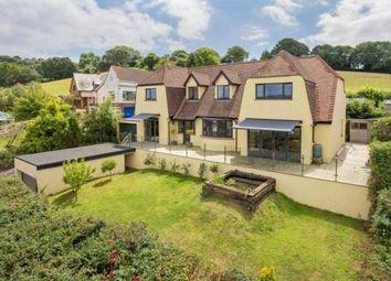 Thumbnail 5 bed detached house to rent in Platway Lane, Shaldon, Devon
