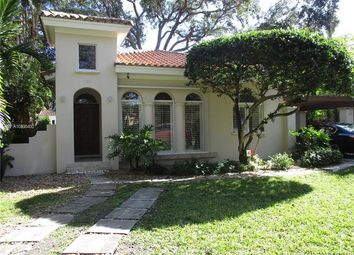 Thumbnail 3 bed property for sale in 825 Monterey St, Coral Gables, Florida, United States Of America