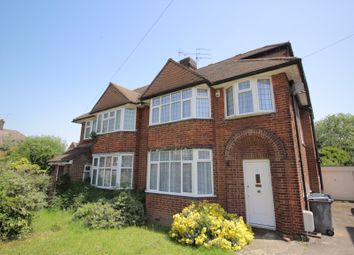 Thumbnail 4 bed semi-detached house to rent in Wolstonbury, Woodside Park
