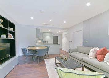 Thumbnail 1 bedroom flat to rent in Ostro Tower, Sailmakers, Canary Wharf