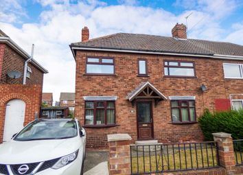 Thumbnail 4 bedroom semi-detached house for sale in Humber Road, Thornaby, Stockton-On-Tees