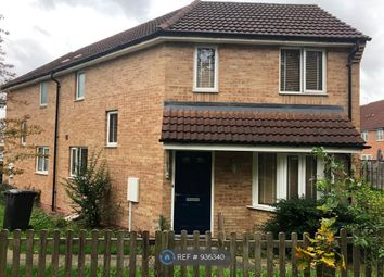 Thumbnail 2 bed semi-detached house to rent in Dunire Close, Leicester