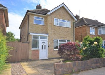 Thumbnail 3 bed detached house for sale in Westgate Avenue, Birstall, Leicester