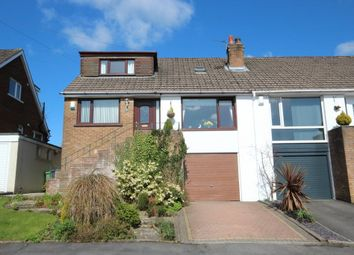 Thumbnail 4 bed semi-detached house for sale in Laund Gate, Fence, Lancashire