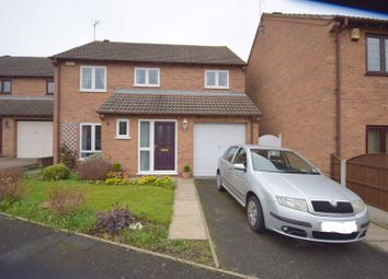 Thumbnail 4 bed detached house to rent in Hill Rise Close, Littleover, Derby, Derbyshire